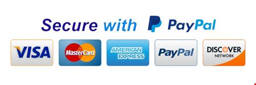 Paypal ile güvenli ödeme