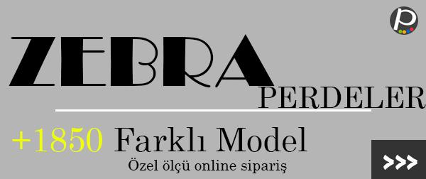 Zebra Perde Modelleri