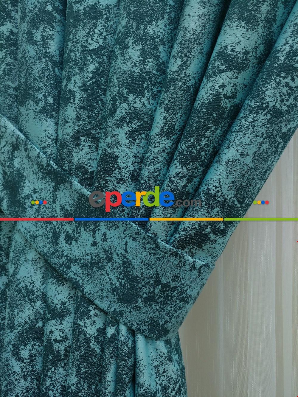 Bulut Mat Jakar Dokuma Fon Pudra Pembe - Krem Antrasit 2018 Home Collectıon Lacivert - Turkuaz Mavisi
