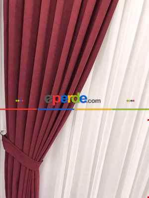 Düz Elit Petek Fon Perde 45 Farklı Renk (özel İndirimli Fiyat)