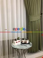Ada Fonluk Gramajlı Ve Dökümlü Kumaş Siyah - Yeşil - Gri Füme Antrasit - Kahverengi - Kırmızı - Krem - Pembe