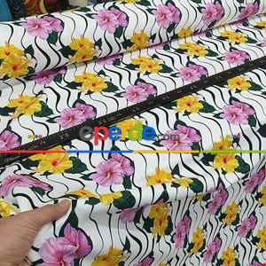 Çiçek Desenli Fon Perde Evm325 - Kumaşı Kalındır Duck Bezi Değildir.- Siyah-Sarı-Beyaz-Mor-Lila-Çok Renkli