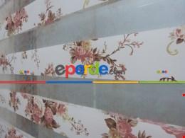 80x200 Güllü Çiçekli (zebra Perde)- Plant