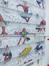 Spiderman Zebra Perde -örümcek Adam Arne Çocuk 02