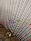 Modern Desenli Baskılı Tül Perde Şantuk Keten 2020 Vizyon Serisi