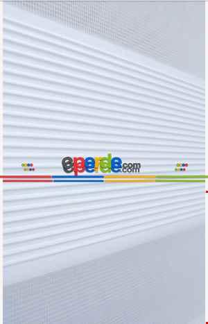 Salon Zebra Perde - Zebra Perde Micro Pliseli Beyaz- Beyaz