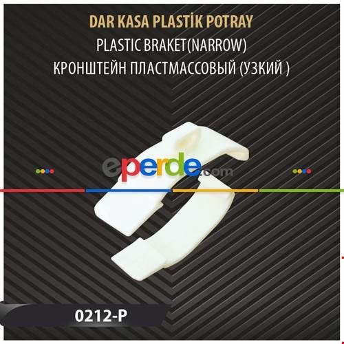 Halim Perdesan Dar Kasa Plastik Montaj Aparatı - Portray 10'lu