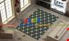 Geometrik Baskılı Halı