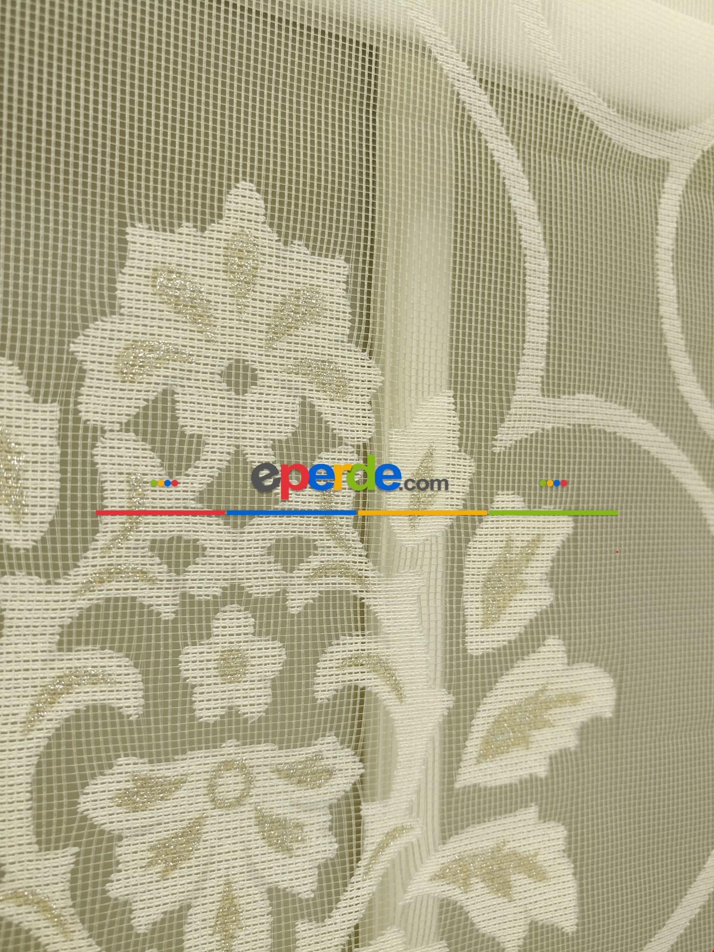 Çiftli Sistem Tülü Perdeks - Bzd 05