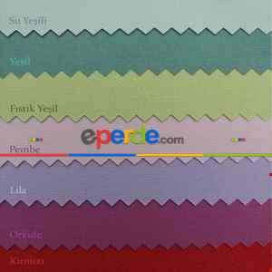 Düz Stor Perde Pvc Pastel Serisi - Yıkanabilir Stor- Siyah-yeşil-mavi-gri-füme-antrasit-kırmızı-krem-bej-ekru-kahve-çok Renkli-camel