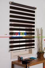 Rakipsiz Fiyat Son İndirim!!! %40 İndirimli!!! Zebra Perde Ekru Bambu Ozel Fiyat- Krem Açık Kahverengi