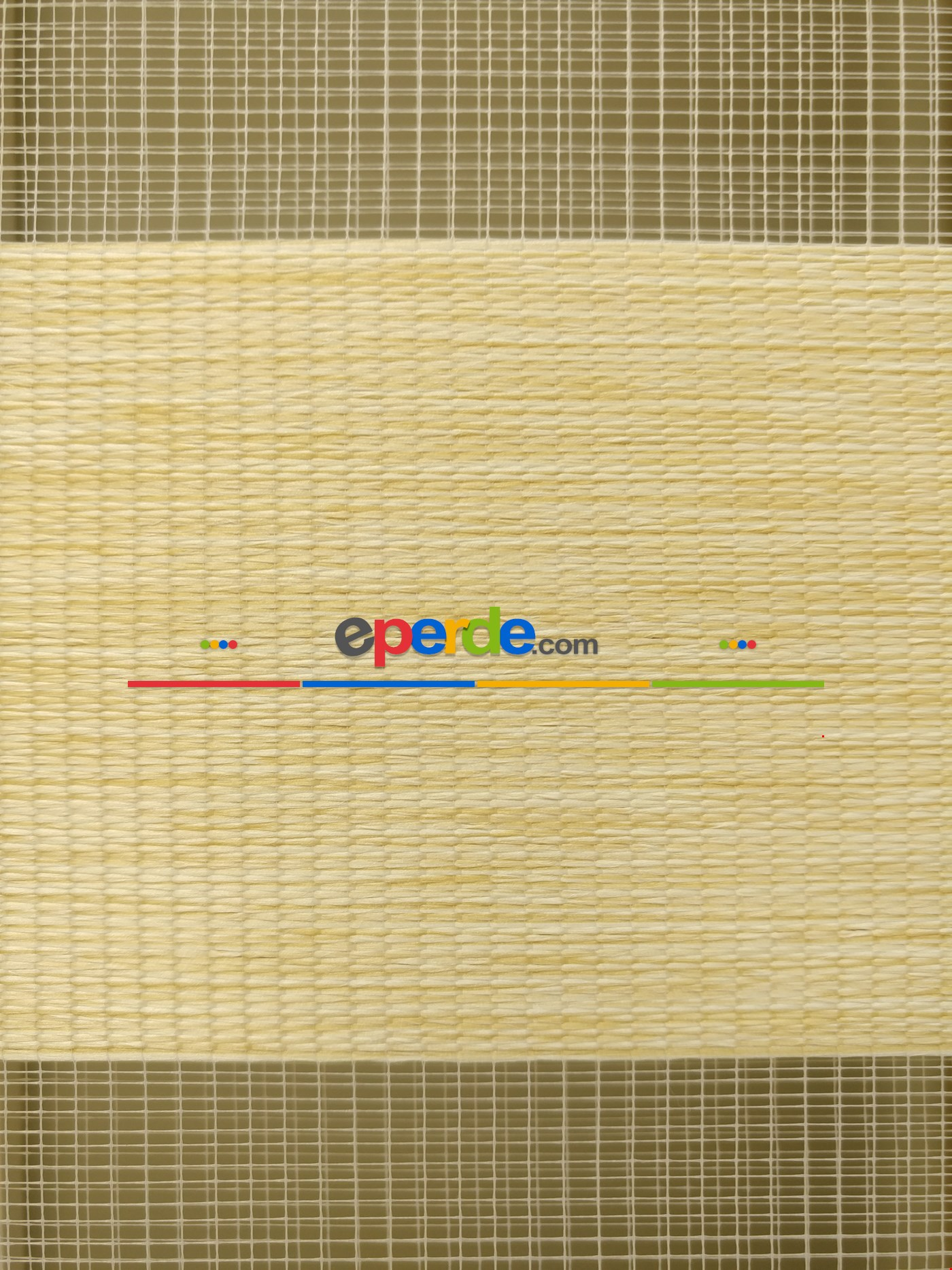 Zebra Perde - Caprice Bej-mor-eflatun Renk Bambu (geçiş Zeminli)