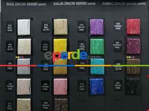 Simli Kalın Zincir Serisi İp Perde (beyaz, Krem, Gri, Kırmızı, Bordo, Siyah, Mavi, Pembe, Sarı)- Siyah-yeşil-mavi-gri-füme-antrasit-kırmızı-sarı-beyaz-bej-pembe-bordo-mavi Koyu-pembe Açık-eflatun-kahve-hardal Sarısı