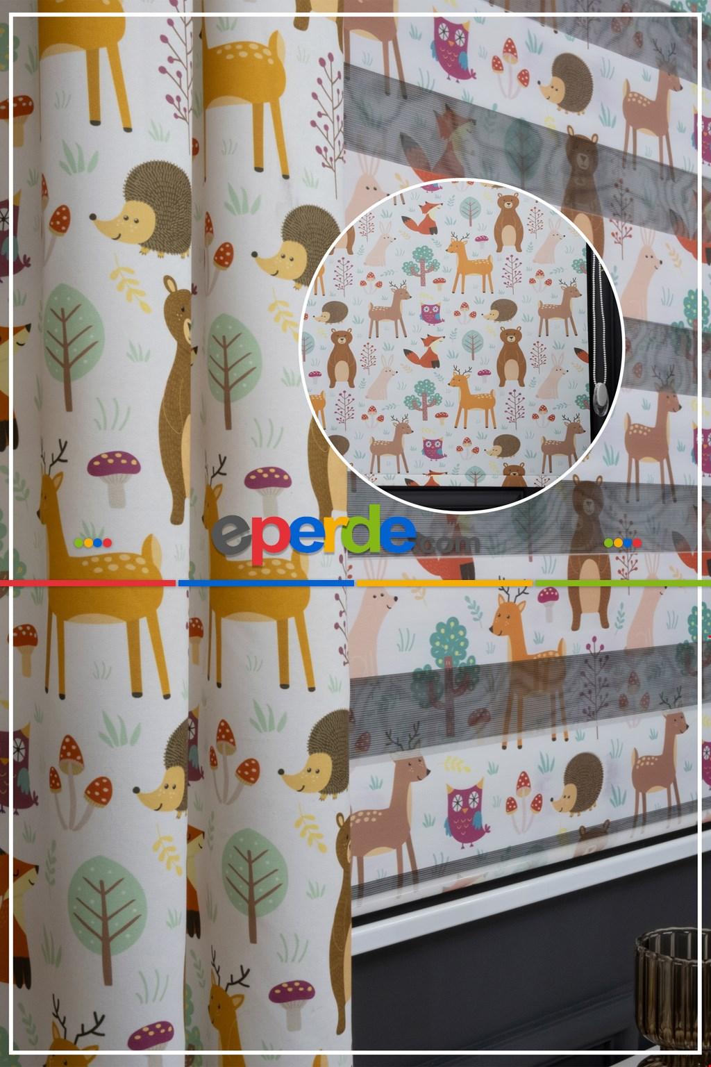 Trend Bebek - Çocuk - Genç Odası Fon Perde Modelleri 2021 (sınırsız En Ölçüsü )-kiremit Rengi-kahve-hardal Sarısı-fıstık Yeşili