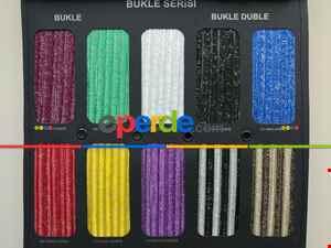 Bukle İp Perde (beyaz, Krem, Gri, Kırmızı, Bordo, Siyah, Mavi, Pembe, Sarı)- Siyah-yeşil-mavi-gri-füme-antrasit-kırmızı-sarı-beyaz