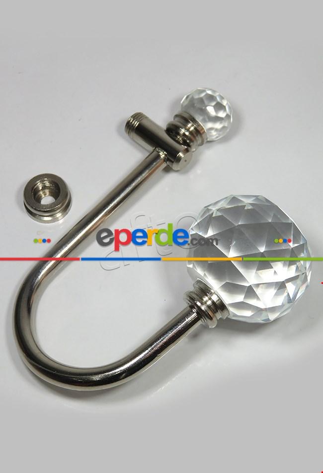 Fon Demiri Renso Kalın S Gümüş ( 2 Adet) Gümüş