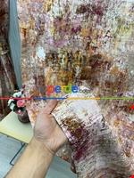 Modern Desenli Fon Perde 3 - ( Kalın Pamuklu Kumaş)- Siyah-mavi-füme-ekru-hardal Sarısı-turkuaz Yeşili Ara Renk Yeşil - Pembe - Bordo - Ekru - Hardal
