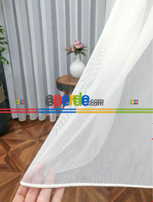 Bambu Düztül- Ekru