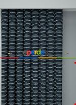 Koyu Vizon Modern Desenli Baskılı Fon Perde Geniş En 1. Kalite Çok Dökümlü Lacivert - Gri Füme Antrasit